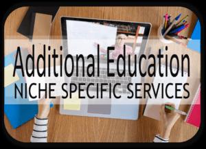 Niche Specific Education Logo