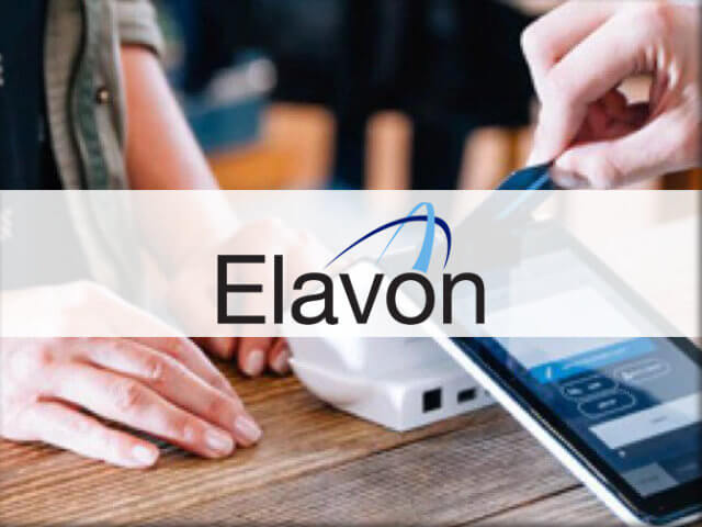 Elavon Button