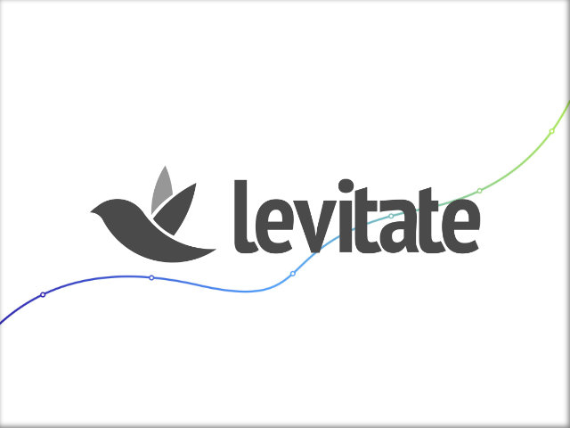 Levitate Button