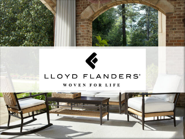 Lloyd Flanders Button