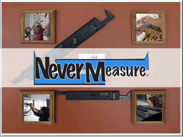 NeverMeasure Button