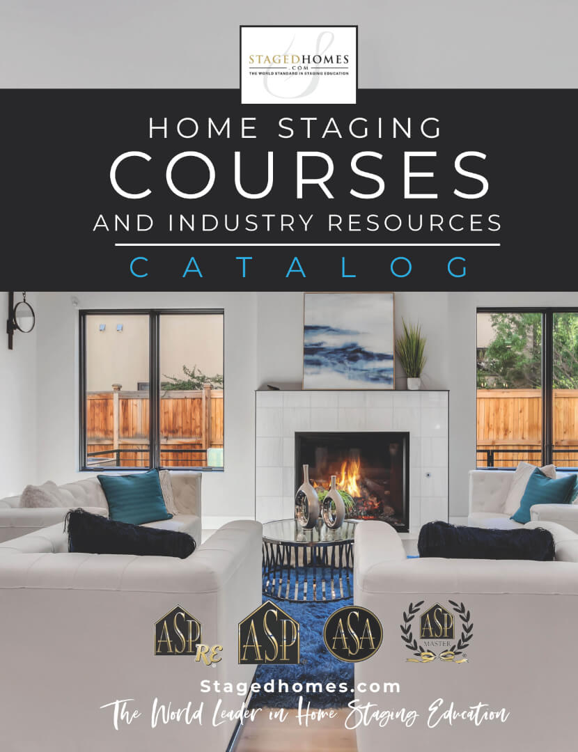 Home Staging Course Catalog