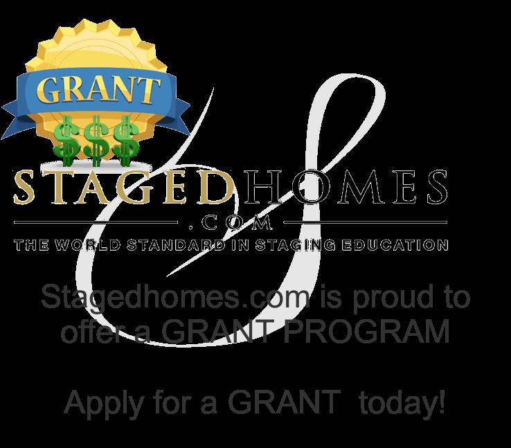 stagedhomes.com Grant Promo
