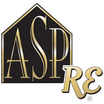 Accredited Staging Professional - Real Estate Logo