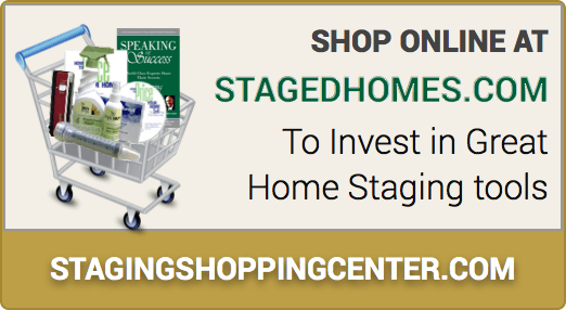 Staging Shopping Center