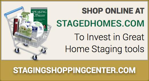 Staging Shopping Center