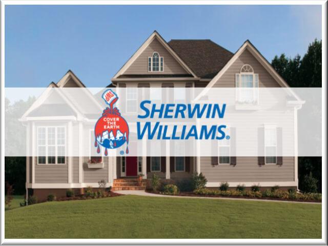 Sherwin Williams Button