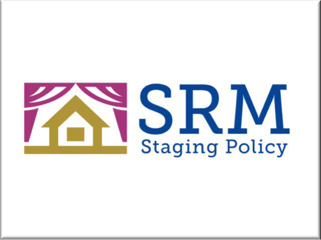 SRM Staging Policy Button