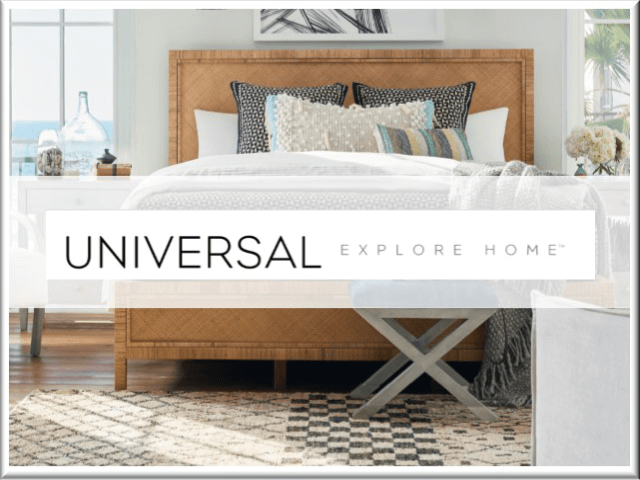 Universal Furniture Button
