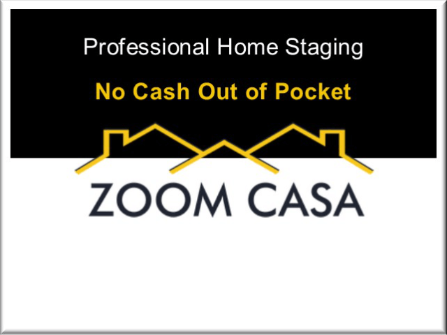 Zoom Casa Button