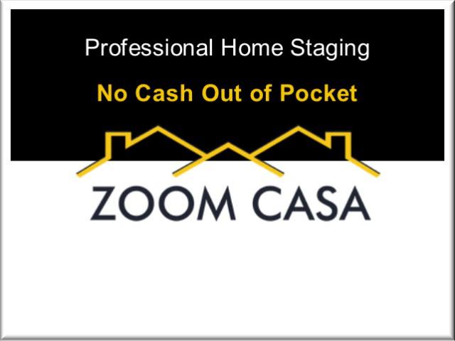Zoom Casa Button