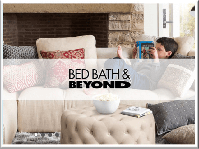 Bed Bath Beyond Button