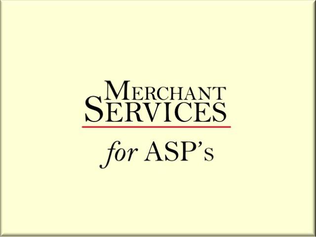 Merchant Service Button