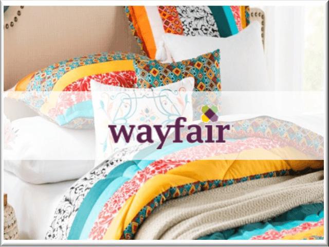 Wayfair Button