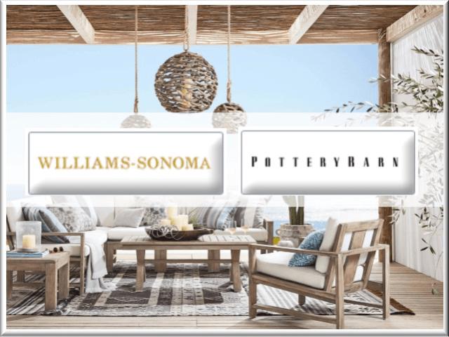 Williams Sonoma Button